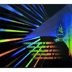 Custom Holographic Overlay