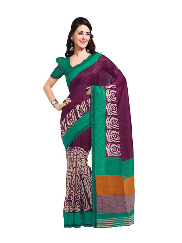 ca1ed53731 Fabulous Ethnic Wear Printed Saree at Rs 1095 /piece | Surat | ID ...