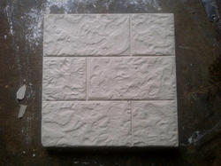 Concrete Rubble Tile