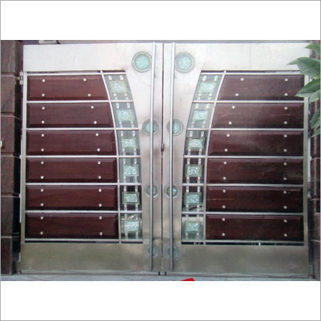 Modern Steel Gate Gate Grilles Fences Amp Railings