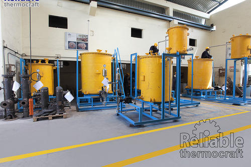 Water Treatment Dosing System Fabrication