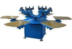 T- Shirt Screen Printing Machine