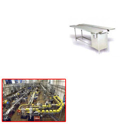 Packing Conveyor For Packaging Industry