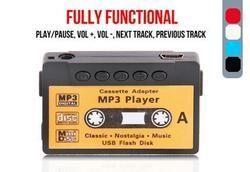 Audio Cassette MP3 Player