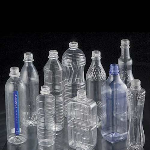Plastic Bottles Pet Bottles Exporter From Indore