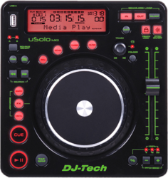 DJ Tech u Solo CD Player