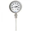 Wika Everyangle Stainless Steel Temperature Gauges S 5550/4
