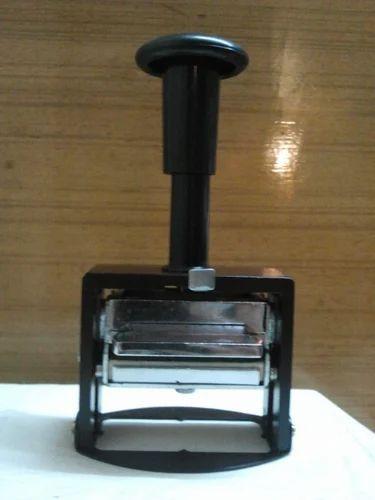 Pragati Steel Handy Batch Coding Machine, Capacity: 3 To 4 Lac, Automation Grade: Manual