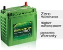 Amaron Pro Automotive Batteries