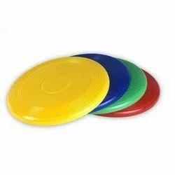 Multicolor Plastic Gisco Frisbee
