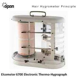 Electronic Thermo Hygrograph