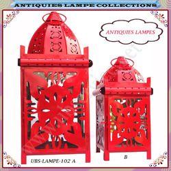 Designer Antiques Lamp