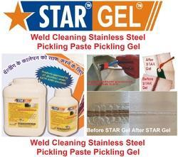 Star Gel Weld Cleaning Pickling Paste For SS