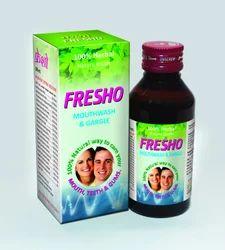 Pure Herbal Mouthwash - Fresho Mouthwash