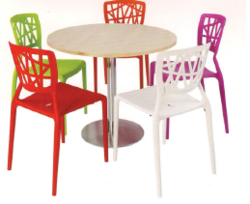 Cafeteria Chairs  sc 1 st  IndiaMART & Cafeteria Chairs at Rs 8500 /piece | Burari | Delhi | ID: 4372710062
