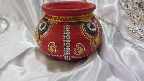 Handicrafts Products Garba Matki Exporter From Vadodara