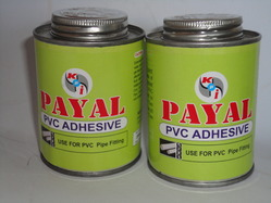 Payal Water Resistant PVC Adhesive for Pipe Fitting