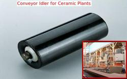 Conveyor Idler for Ceramic Plants