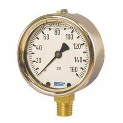 WIKA Pressure Gauge 213.53.63 40kg