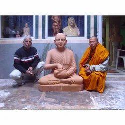 Sandstone Vietnam Buddhist Statue