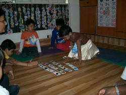 Puzzles Activity Pre School