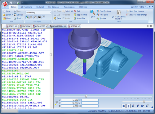 CIMCO Edit Software, CNC Program Editor, NC Technologies