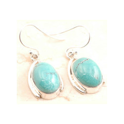 Magnificent Turquoise Earrings