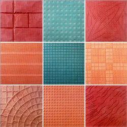Designer Cement Concrete Tiles