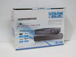DVR Packaging Box