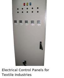 Electrical Control Panels for Textile Industries