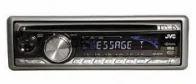 JVC CD MP3 Player