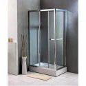 Acrylic Rectangular Shower Enclosure