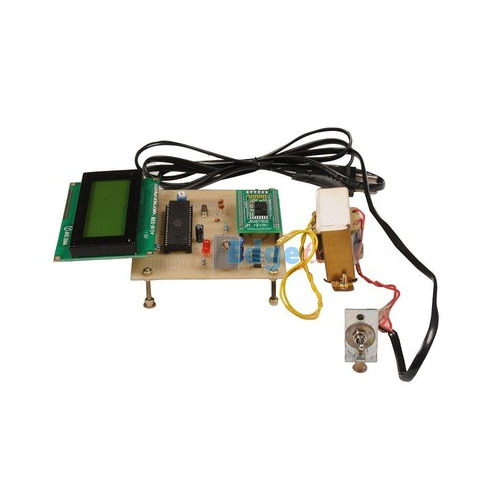 Remotely Controlled Electronic Notice Board, Pic Microcontroller ...