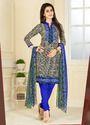 Printed Casual Dress Material