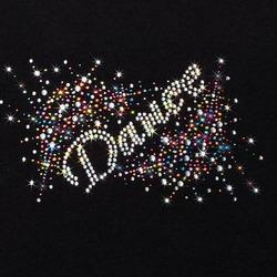 Rhinestone Design Sticker