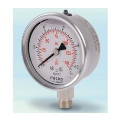Bottom Mounting Pressure Gauges