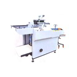 Small Automatic Film Laminating Machine