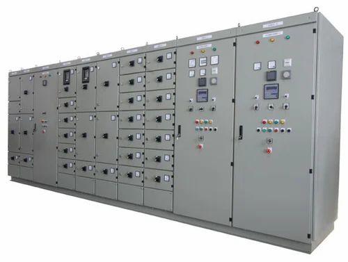 Electrical Control Panel, Electrical Control Panels | Phursungi ...