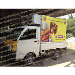Detachable Refrigerated Truck