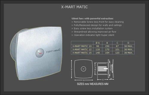 Cata X-Mart 10/Matic T