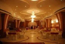4 Banquets Halls