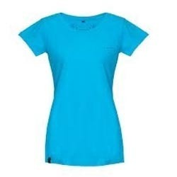 Women's plain T shirt - Cotton T Shirt Manufacturer from Tiruppur