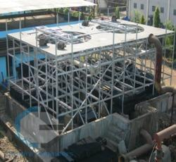 Conversion Of Old Timber Towers To Pultruded FRP Towers