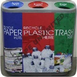 Trio Recycle Dustbin