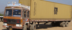 Transportation Of Tank Containers