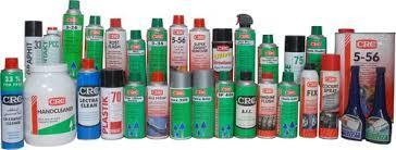 CRC ELECTRICALS AND ELECTRONICS CONTACT CLEANERS AND