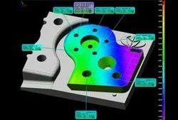 3D Scanning to CAD Comparison