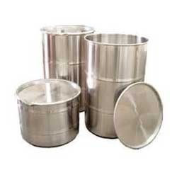 Stainless Steel Barrel, Fabrication Services | Pimpri, Pune