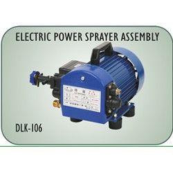 Electric Power Sprayer Assembly