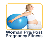 Women Pre And Post Pregnancy Fitness